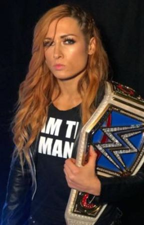 A Spark that Fuels the Fire (OC x Becky Lynch) by The_Blade_Dancer