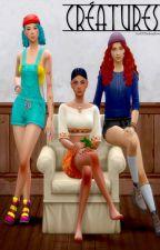 Créatures by GirlOfTheSunflower