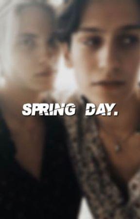 spring day. | choen by jadenfilms