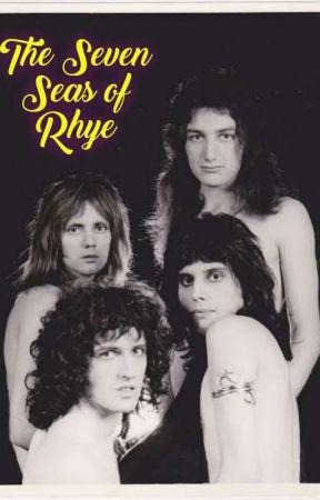 The Seven Seas of Rhye  by reesejadia