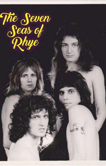 The Seven Seas of Rhye  (Queen Fanfic AU)