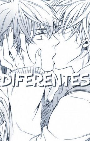 Diferentes. (Yaoi/Gay) by crazytaquitos