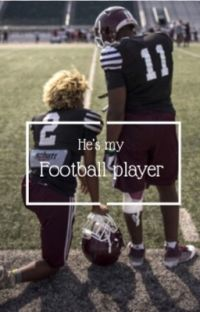 He's my football player (boyxboy) cover