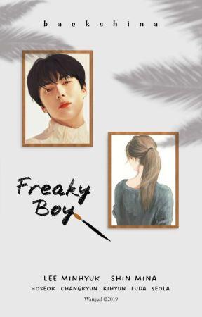Freaky Boy [TAMAT] by shownuayo_