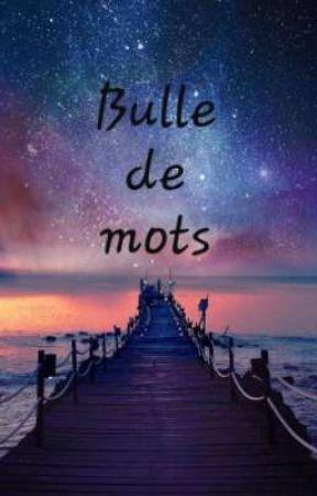 Bulle de mots  by Call_me_nobody-