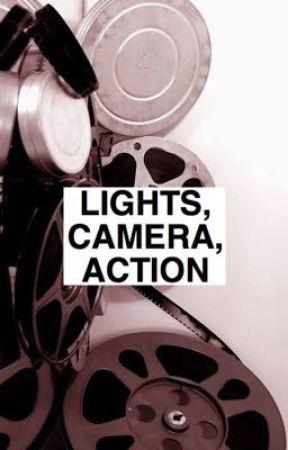 lights, camera, action [tyrus]  by shipsandglitter