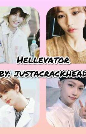 Hellevator ~ Felix x Stray Kids by justacrackhead