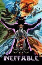 Ineffable | Ninjago x Reader by lazysuna