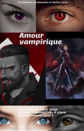 Un Amour vampirique ( Is it love ? Drogo) by Junie33_