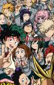 My Hero Academia scenarios  by kpophoeforlife124