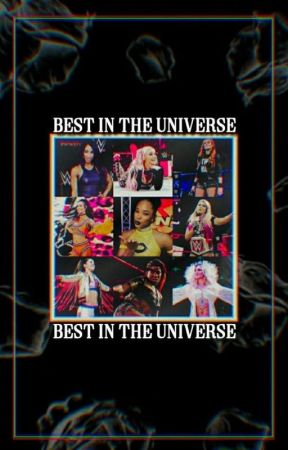 The Best In The Universe (OC Wrestling Career) [Completed] by OCFanfictionz
