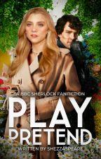 Play Pretend ➳ Sherlock Holmes ²‧¹ by shezzaspeare