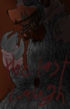 'The Last Laugh' Zombie AU  by Not_Twisty_I_Swear
