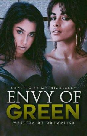 Envy of Green by drewpie06