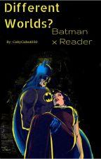 Different Worlds? / Batman x Reader (Under Editing) by gabygabs4030