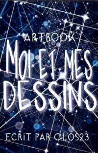 « Moi et mes dessins » artbook cover