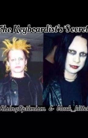 The Keyboardist's Secret by heym1sterant1chr1st