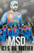 MSD - ICT's Big Brother by DreamerTani