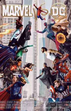Marvel and DC One-Shots by Rowan_Gray