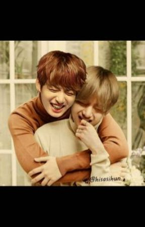 I love you Hyung {TaeKook}  by Ninige