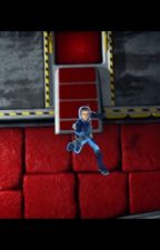 One shot, what if Scott hurt himself after falling off the training wall by AceAroenby