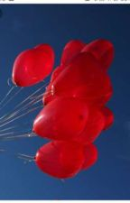 red balloons in the air ( Manan )  by k_a_v_i_t_a_2_8