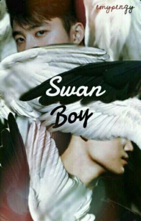 Swan Boy by emypengy