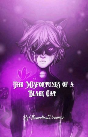The Misfortunes of a Black Cat  by TheoreticalDreamer