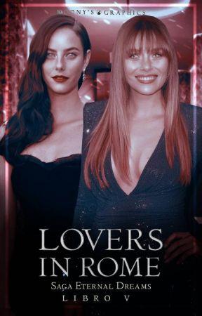 LOVERS IN ROME | ELIZABETH OLSEN by fantasymoony