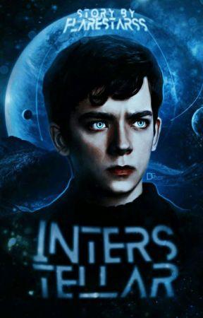 interstellar ✰ albus potter. by flarestarss