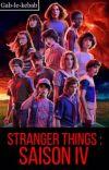 Stranger Things : saison IV cover