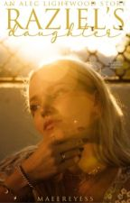 Raziel's Daughter | Alec Lightwood by maeereyess