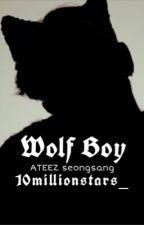 Wolf Boy by wastiingink