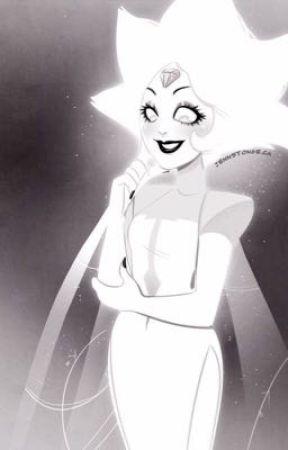 Shine Bright, Starlight (White Diamond x Human! Reader) by semi-competent