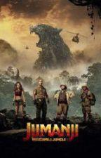 Welcome to Jumanji (Jumanji 2 Fanfic) by IlovePandas212