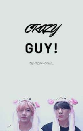 Crazy Guy [ kv ] by commontaes