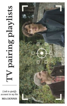 *: ・゚✧ tv pairing playlists ✧・゚: * by starkscaping
