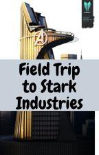 Field Trip to Stark Industries- Peter Parker/ Spider-Man by Sophiaffh