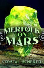 Merfolk on Mars by CrystalScherer