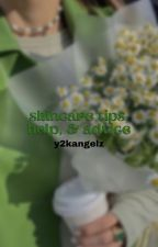 ↳ skincare tips, help, & advice **COMPLETED** by classifycherry