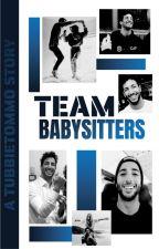 Team Babysitters    Daniel Ricciardo by TubbieTommo