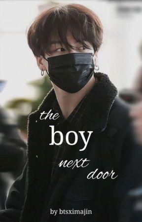 The boy next door by btsximajin