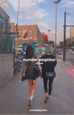 number neighbor   2yeon by serendipitytrash