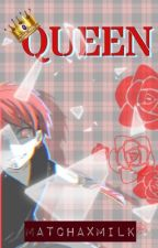 QUEEN | karma akabane by matchaxmilk