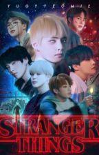 stranger things | bangtan by yugyyeomie