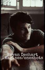 Bryan Dechart Imagines/oneshots by captain039