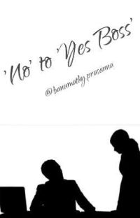 'No' to 'Yes boss' cover