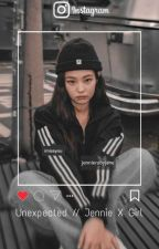Unexpected // Jennie x You #girlxgirl by blxckvxbes