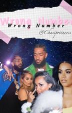 Wrong Number by Chaiipriincess