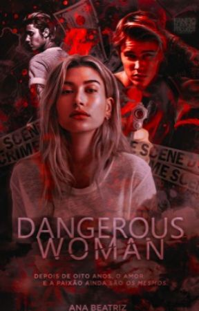 Dangerous Woman by bizzlesatans